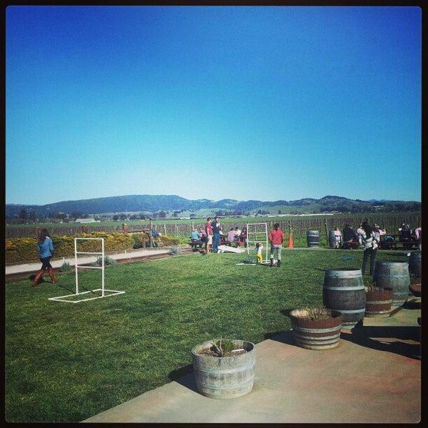 Das Foto wurde bei Larson Family Winery von Quinn W. am 2/9/2013 aufgenommen