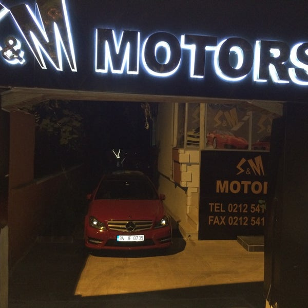 Photo taken at SM Motors by Gokhan C. on ...