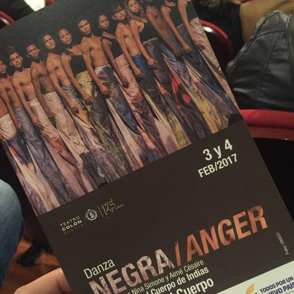 Das Foto wurde bei Teatro Colón von Alberto José E. am 2/5/2017 aufgenommen