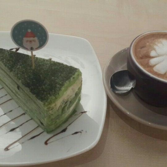 Photos at blue pumpkin by the barista - Coffee Shop in Seri