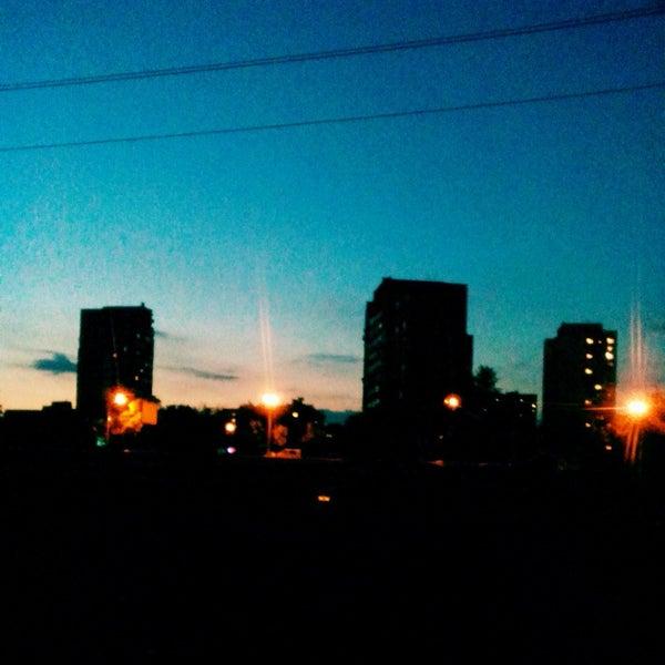 รูปภาพถ่ายที่ Троєщинський канал โดย Yarosh Y. เมื่อ 6/3/2015