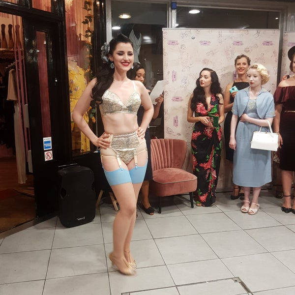 9ca553a0bc9 What Katie Did - Lingerie Store in London