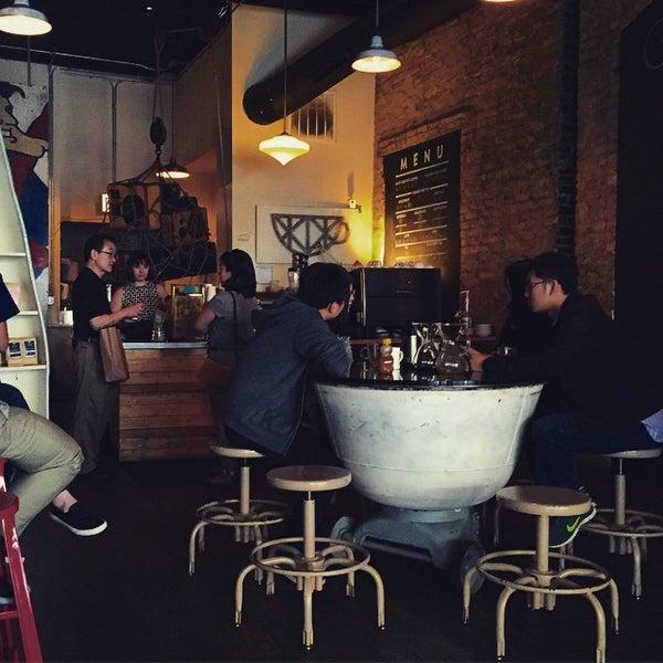 Photo prise au Bow Truss Coffee par Rachael C. le6/20/2015