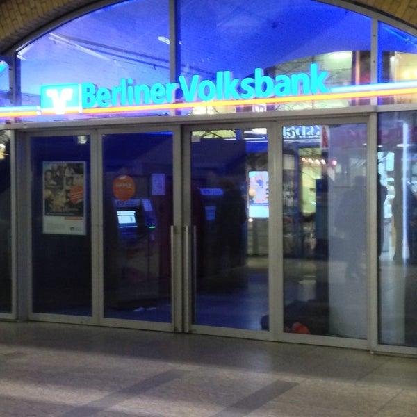Geldautomat Alexanderplatz