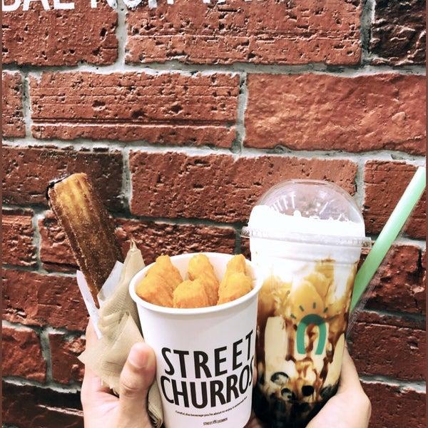 Street Churros Ioi City Mall