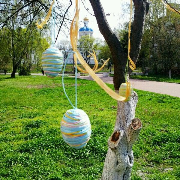 4/19/2014 tarihinde Надя О.ziyaretçi tarafından ФОТЕЛЬ'de çekilen fotoğraf