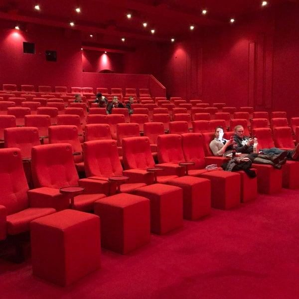 Olympic cinema
