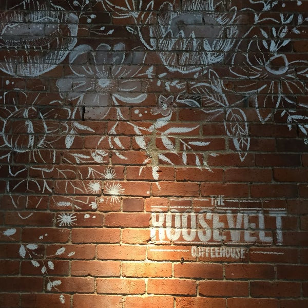 Photo taken at The Roosevelt Coffeehouse by Brian L. on 6/20/2016