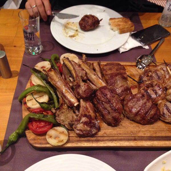 Das Foto wurde bei Pirzola Steak House von Demet B. am 10/24/2015 aufgenommen