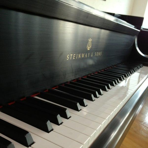 """Снимок сделан в Sala """"Central Chopin"""" пользователем Alejandra T. 3/9/2013"""