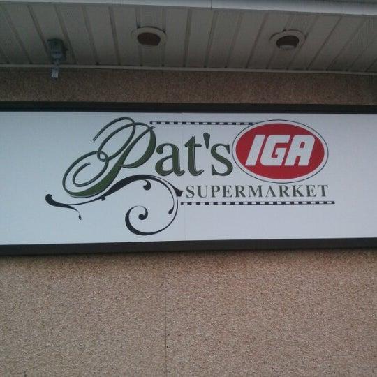 Pat's IGA - 4 tips