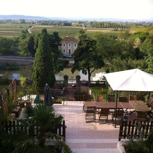 รูปภาพถ่ายที่ Chateau Ventenac โดย Annette M. เมื่อ 9/28/2012