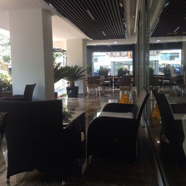 Снимок сделан в Business Life Hotel пользователем Serkan O. 9/7/2014