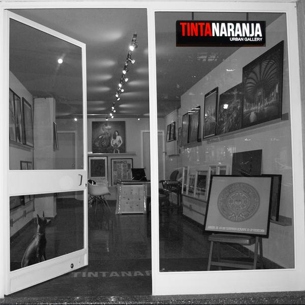 Foto diambil di Tinta Naranja Urban Gallery oleh Tinta Naranja Urban Gallery pada 12/10/2013