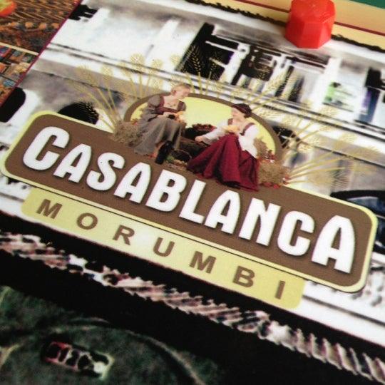 Foto scattata a Padaria Casablanca da Aroldo L. il 11/19/2012