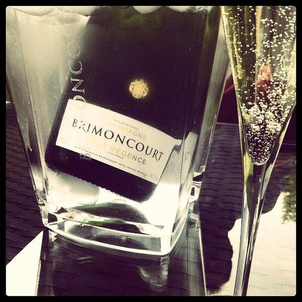 Das Foto wurde bei Champagne BRIMONCOURT von Nina L. am 8/29/2013 aufgenommen