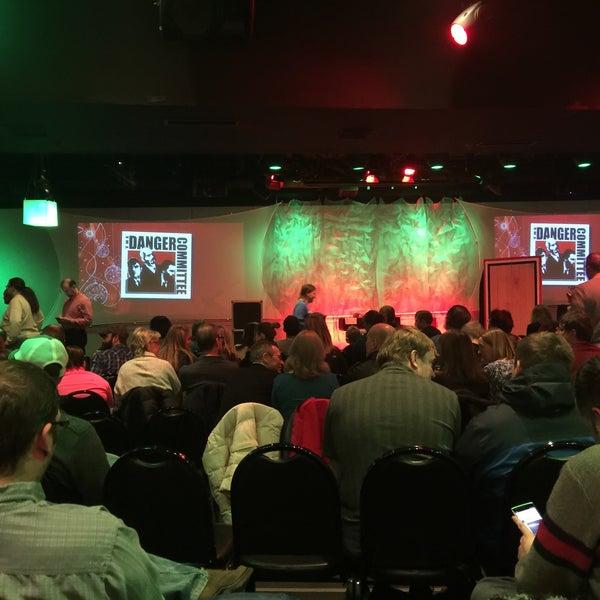 1/1/2016에 Justin L.님이 Brave New Workshop Comedy Theatre에서 찍은 사진