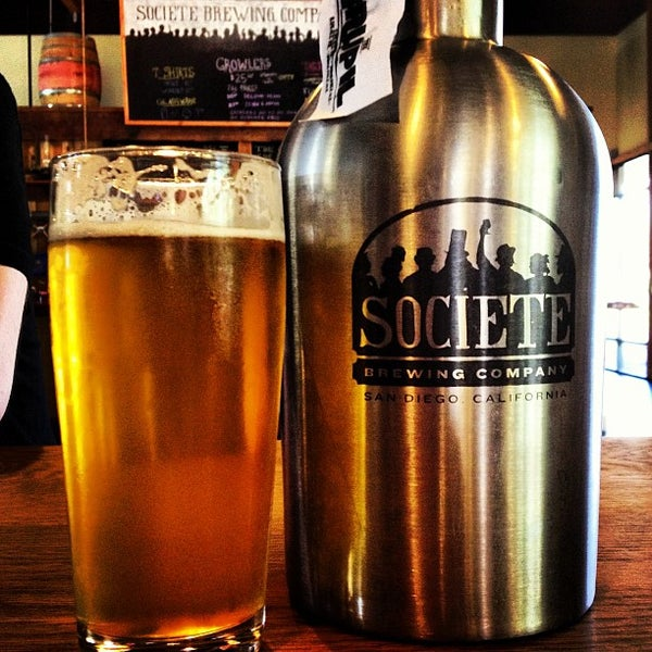Photo prise au Societe Brewing Company par Kevin K. le4/27/2013