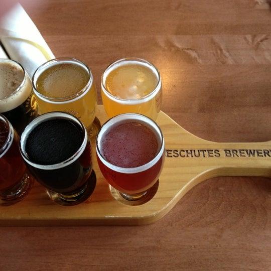 Снимок сделан в Deschutes Brewery Bend Public House пользователем Chris G. 12/16/2012