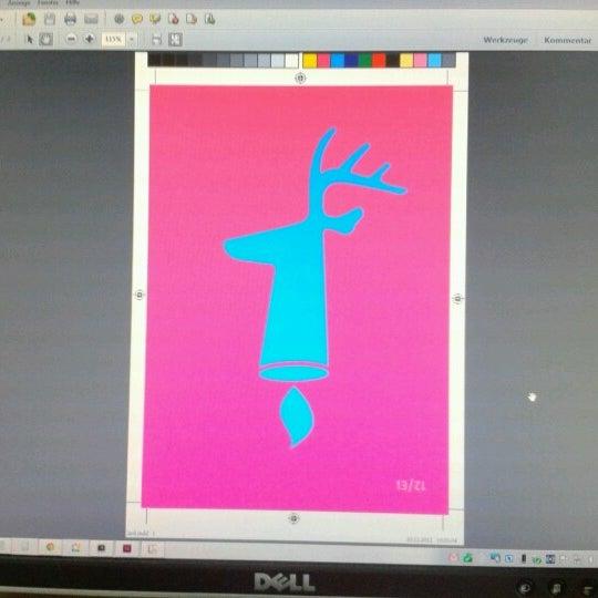 Снимок сделан в Swabianmedia пользователем Oli Oli Oli 12/12/2012