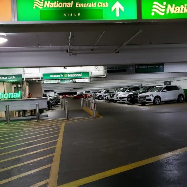 Photos At National Car Rental San Francisco International Airport