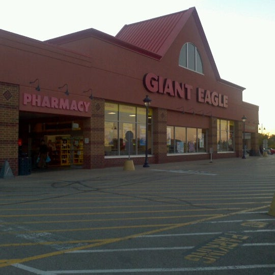 Giant Eagle Supermarket Brentwood Baldwin 600 Towne Square Way