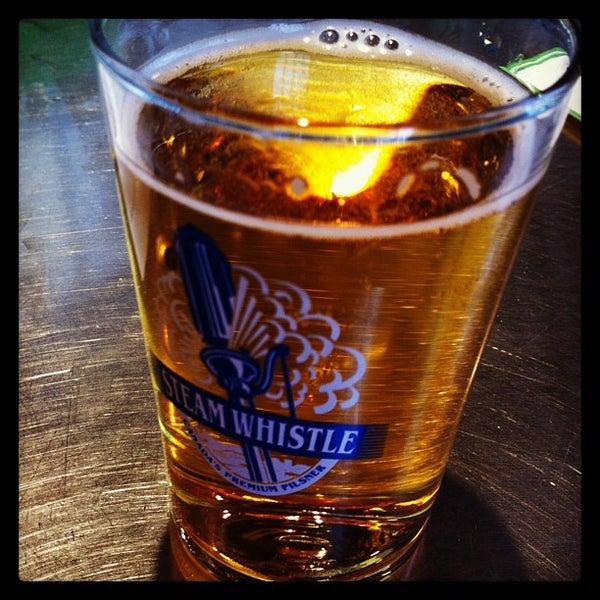 3/9/2013 tarihinde Kennaway M.ziyaretçi tarafından Steam Whistle Brewing'de çekilen fotoğraf
