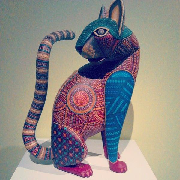 Снимок сделан в Museo de Arte Popular пользователем Saul T. 10/3/2014