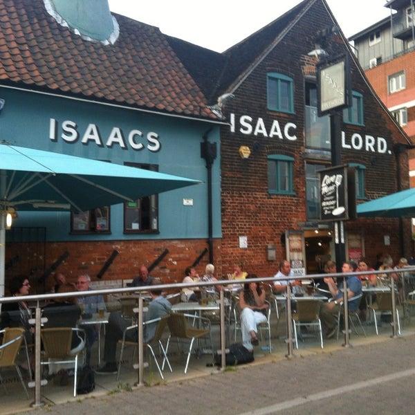 Isaacs - Ipswich, Suffolk