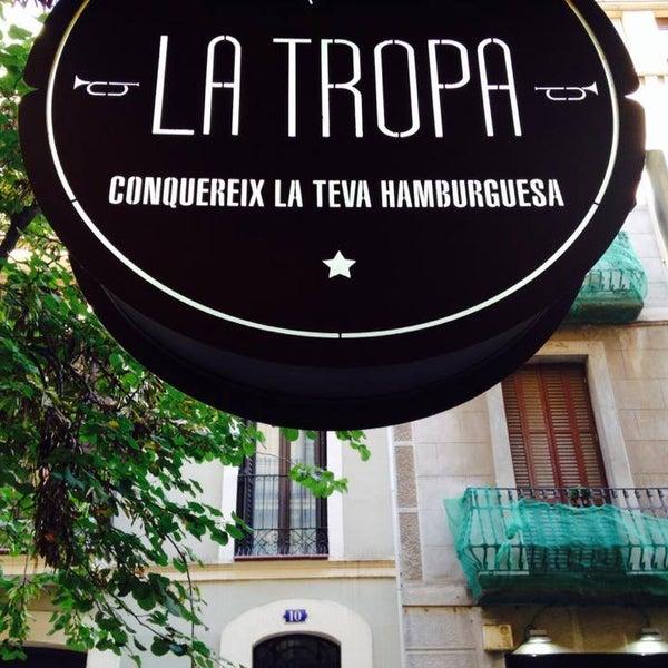 La Tropa y el barrio de Gràcia ♥