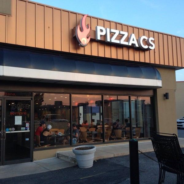 Снимок сделан в Pizza CS пользователем Barbara D. 6/27/2014