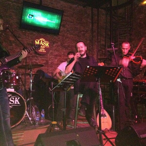 Foto diambil di Mask Live Music Club oleh Duygu d. pada 3/28/2013