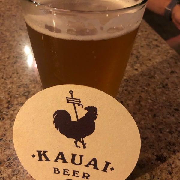 7/30/2019にJennifa R.がKauai Beer Companyで撮った写真