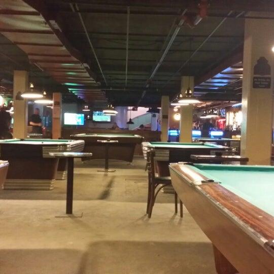 Pool:-) ping pong