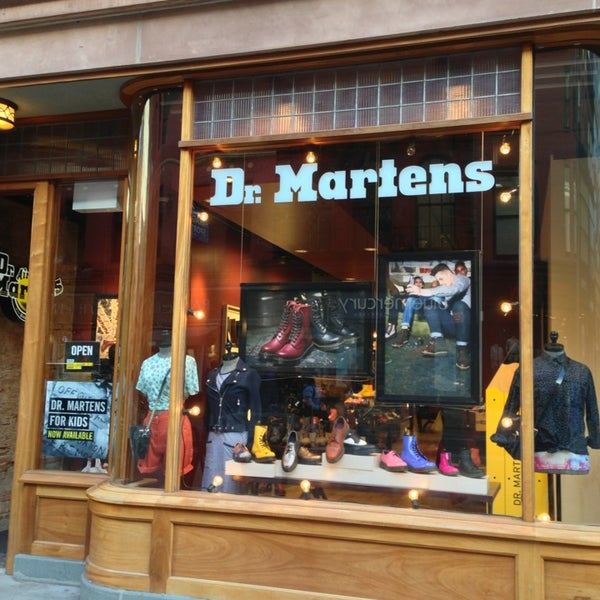 Dr Martens Union Square 868 Broadway