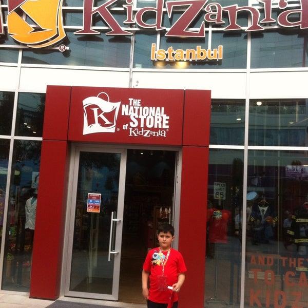 4/23/2014에 Nevin Ç.님이 KidZania İstanbul에서 찍은 사진