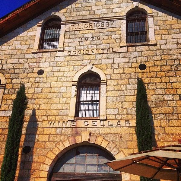 Снимок сделан в Regusci Winery пользователем Valerie C. 8/11/2013