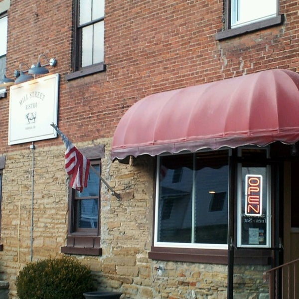 Mill Street Bistro Bar (Now Closed