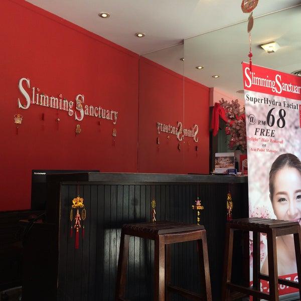 slimming sanctuar paradigm mall)