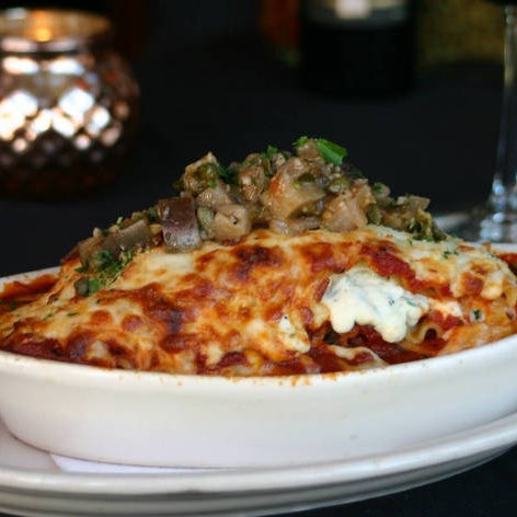 This Italian restaurant in Chelsea offers not one, not two, but 17 different varieties of lasagna baked to order.