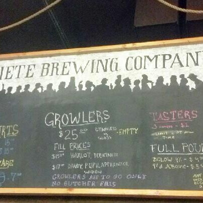 Photo prise au Societe Brewing Company par Nathaniel M. le1/21/2013