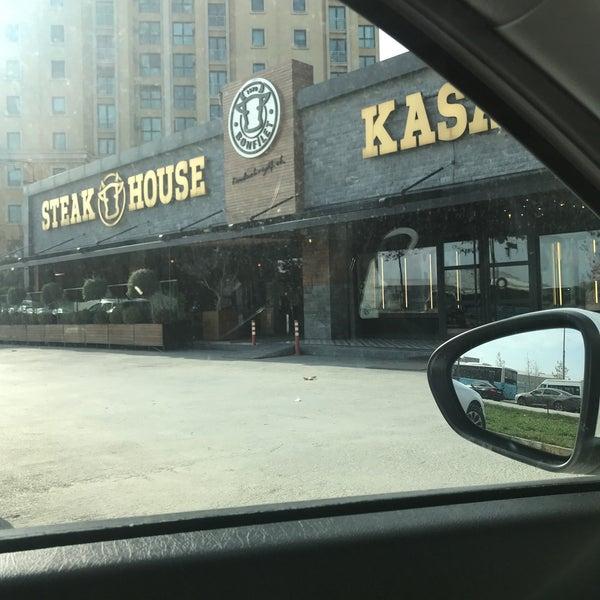 12/7/2019 tarihinde BJK B.ziyaretçi tarafından Bonfilet Steak House & Kasap'de çekilen fotoğraf