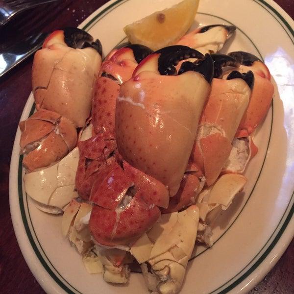 1/20/2015にFioreがJoe's Seafood, Prime Steak & Stone Crabで撮った写真