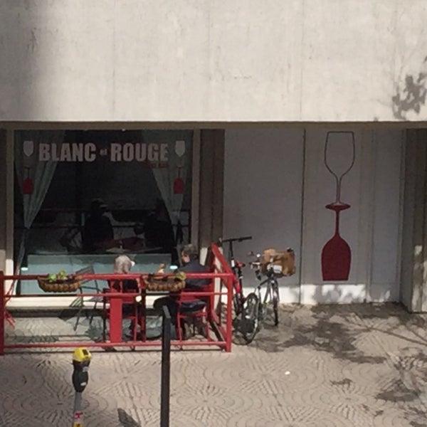 8/12/2017에 Andrew D.님이 Blanc et Rouge에서 찍은 사진
