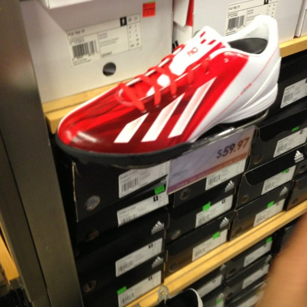 adidas Factory Outlet - Concord Mills