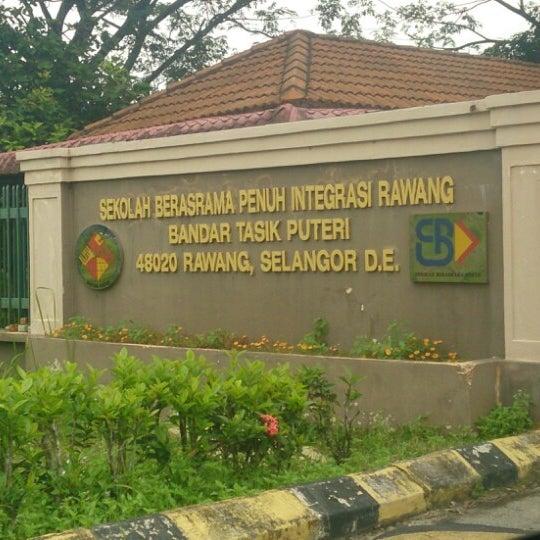 Sekolah Berasrama Penuh Integrasi Rawang Akademi Universitas Umum