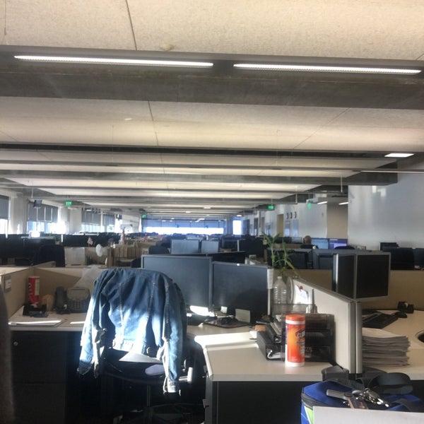 Morgan Stanley Office In Fells Point