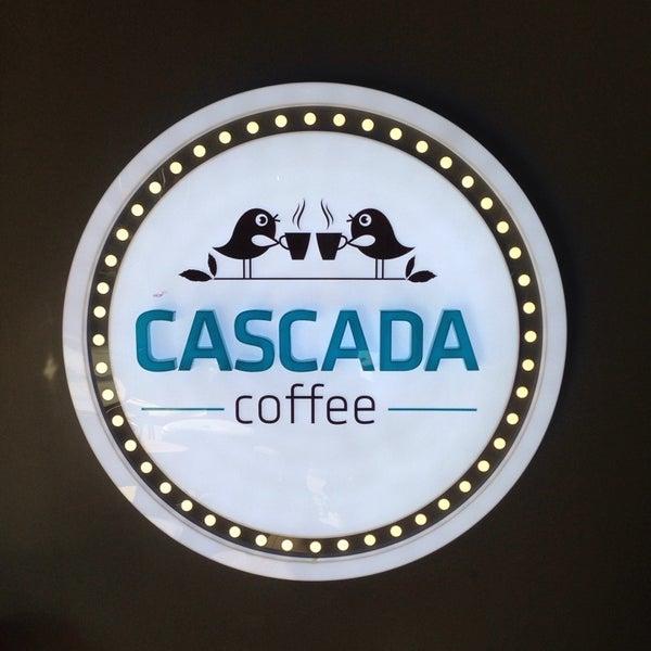 Das Foto wurde bei Cascada Coffee von Murat K. am 10/12/2014 aufgenommen