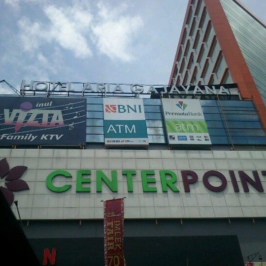 Mal Olympic Garden Mog Shopping Mall In Malang