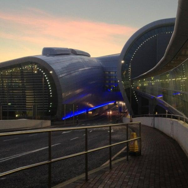 Снимок сделан в Дублинский аэропорт (DUB) пользователем Alisa V. 2/19/2013